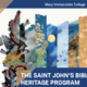 The Saint John's Bible Heritage Program