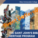 St John's Bible event Deferred